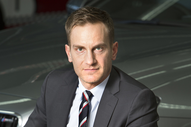 Uwe Dreher: BMW UK's new marketing chief