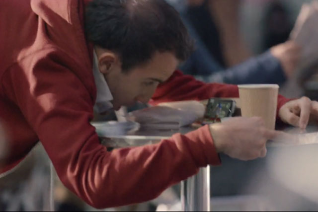 Vodafone UK: 'power to...' by Rainey Kelly Campbell Roalfe/Y&R
