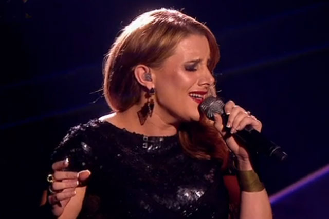 Sam Bailey: winner of the tenth series of 'The X Factor' in  2013