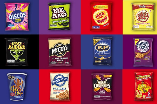 KP Snacks: parent group Intersnack hires Vizeum and Initiative for European business