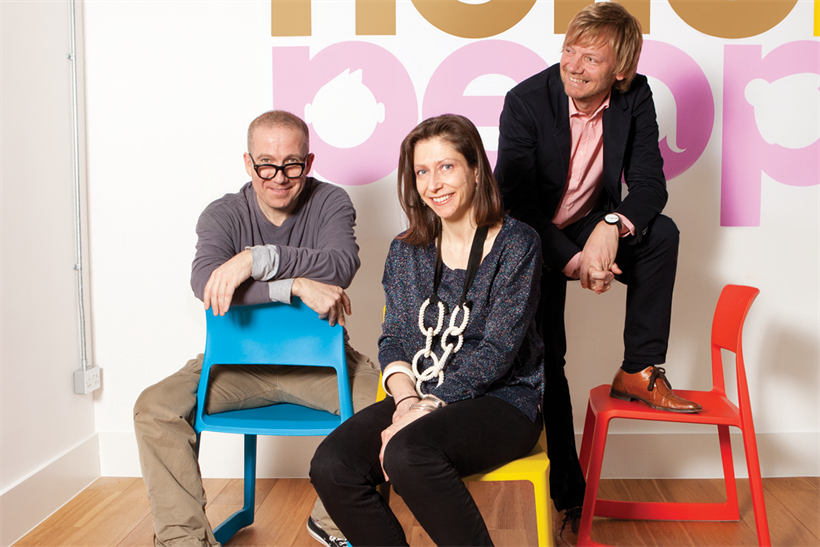 Start-up: Dye, Hatton, Baillie