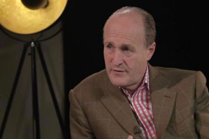 Sir Peter Bazalgette: interviewed on Campaign's Talking Inspiration series