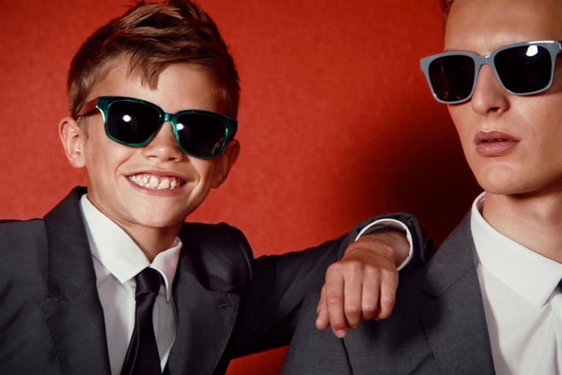 Burberry: Beckham Jr ad gets 10,000 shares