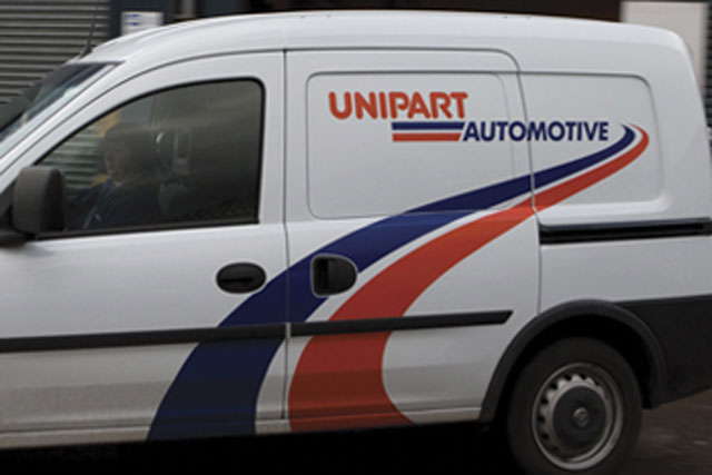 Unipart Group: wants agency to highlight company's variety of products
