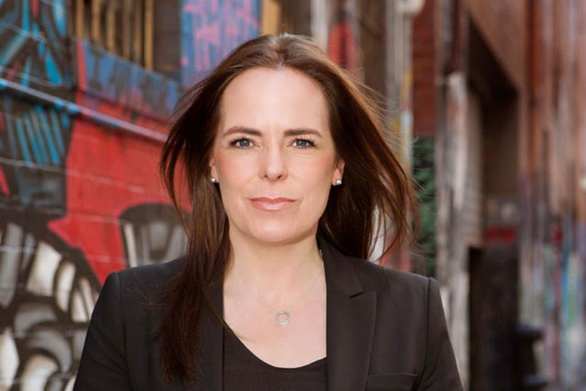 Lindsey Evans: leaves TBWA\UK for Australia