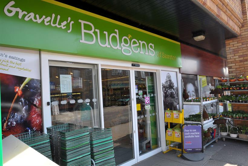 Budgens: looking for ad agency