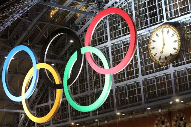 Olympics…it was hoped that the Games would lift consumer confidence