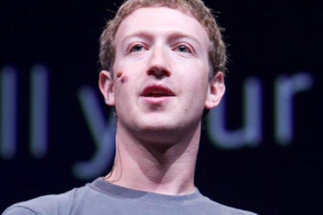 Mark Zuckerberg: cuts his pay to $1
