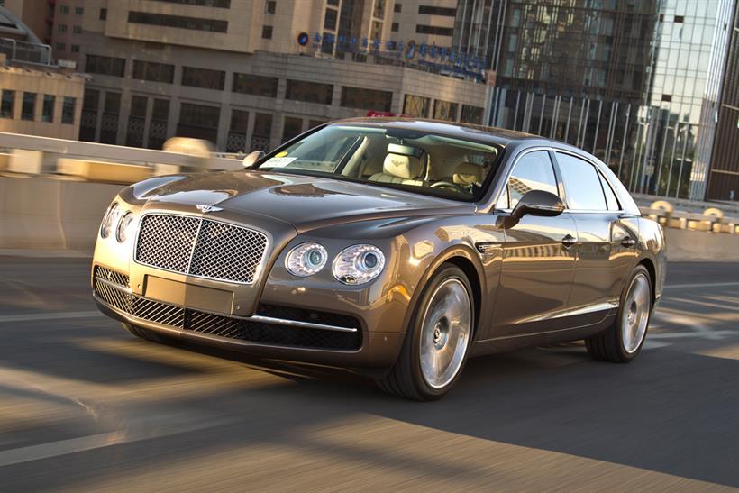 Bentley: hired Atomic London