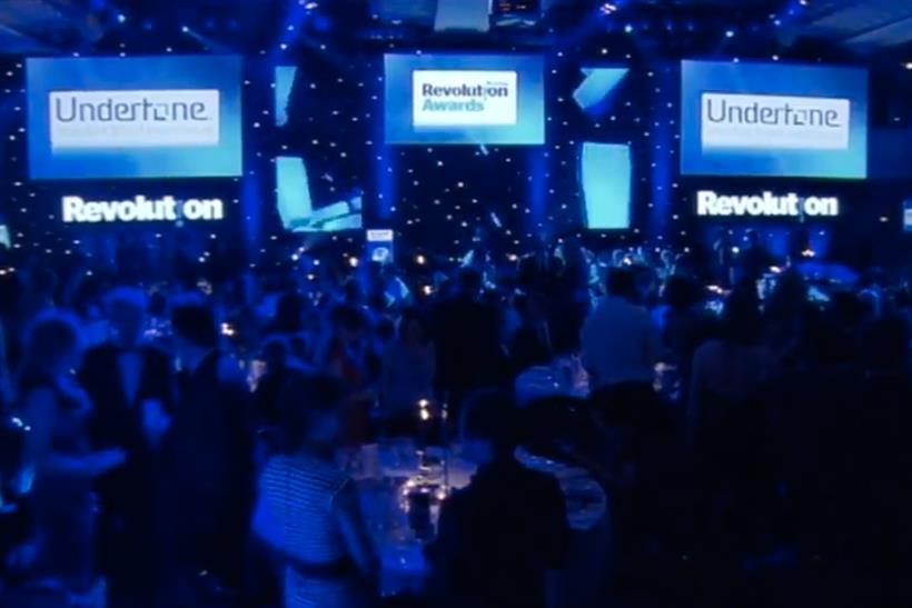 Revolution Awards: relaunching