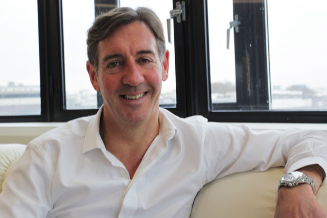 Jonathan Stead: Rapier's chief executive