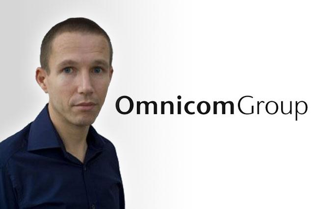 Omnicom to lose digital leader Damian Blackden