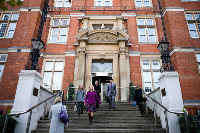 Royal Marsden: appointed Joint