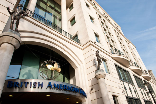 British American Tobacco: invited agencies to pitch