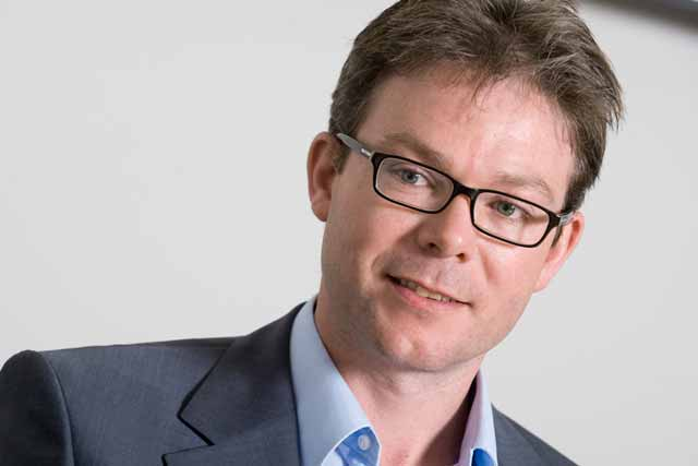 Guy Parker: chief executive of the ASA
