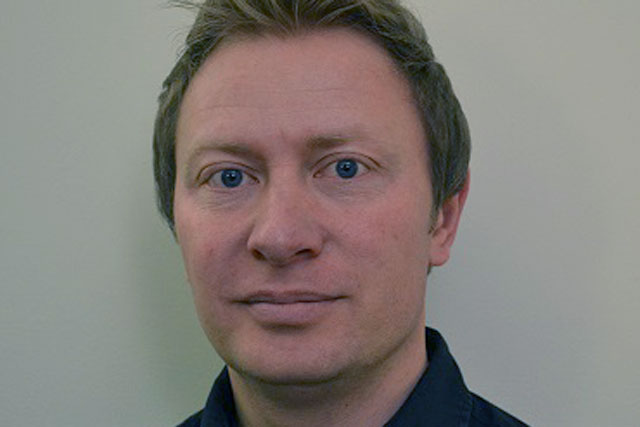 Adrian Nicholls: joins Geometry Global UK as head of digital