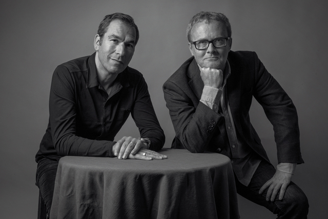 Olivier Altmann and Edouard Pacreau: team up for new agency