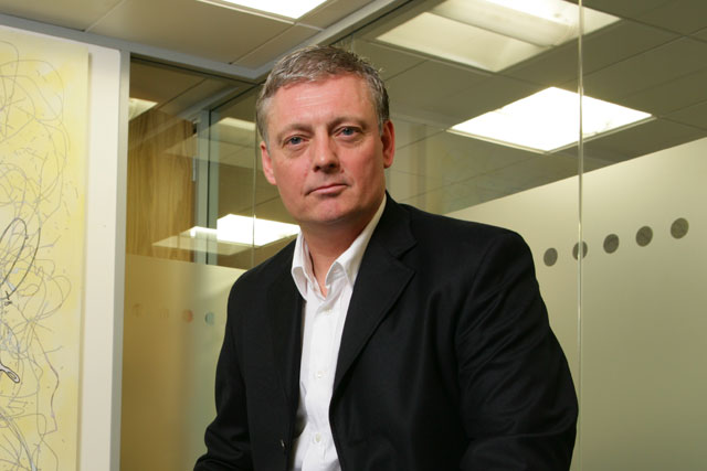 Steve Booth is the chief executive of Arena Media
