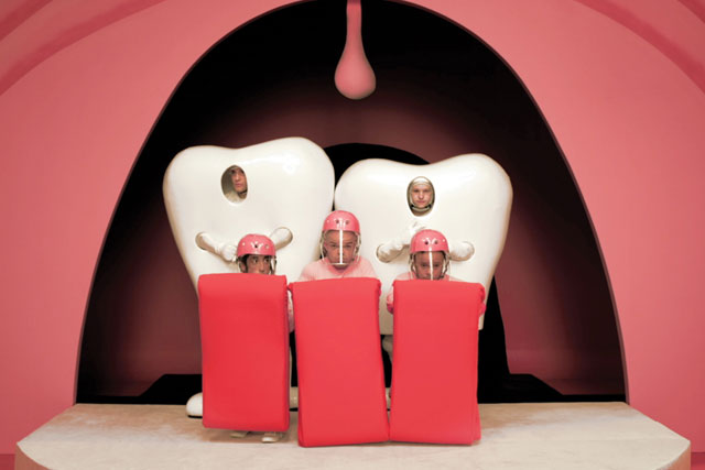 Johnson & Johnson: 'mouth v life' for Listerine