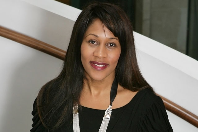 Karen Blackett: receives an OBE for services to the media communications industry