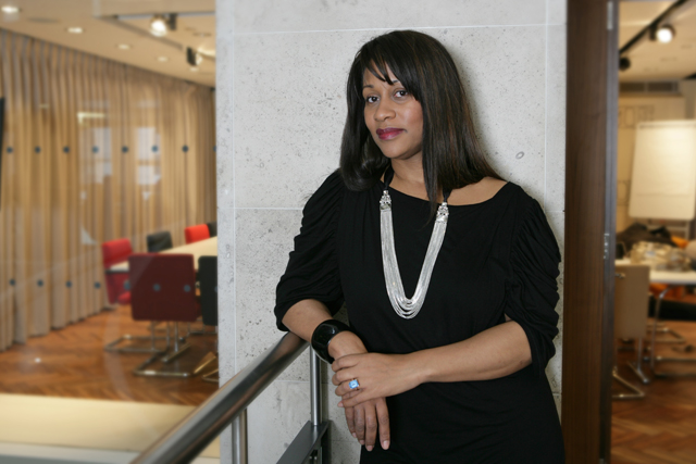 Karen Blackett: the chief executive of MediaCom