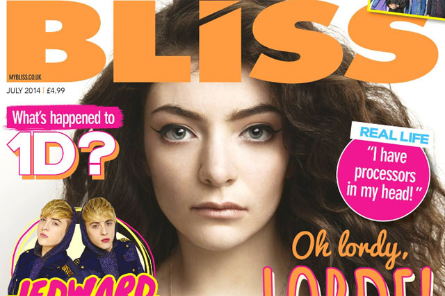 Bliss: the final issue, July 2014