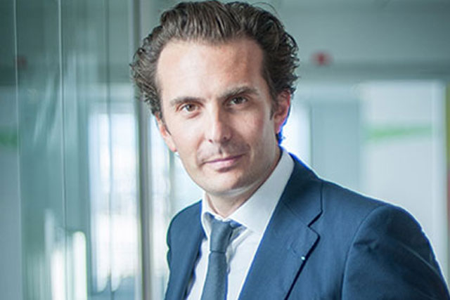 Yannick Bolloré: the chairman and chief executive of Havas Worldwide