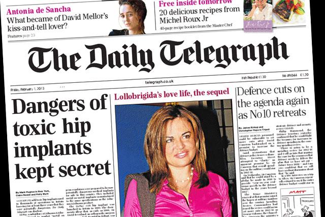 The Telegraph: partners Women of Tomorrow Awards