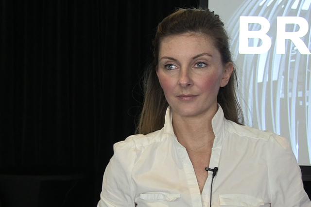 Charlotte Morton: industry head of creative agency partnerships, Google