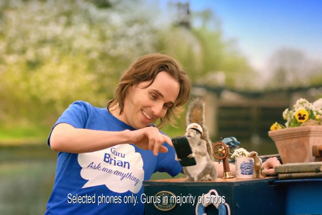 O2 has appointed Lida