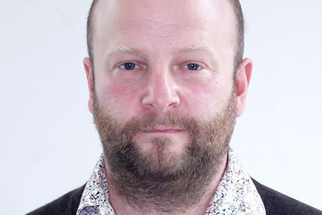 Richard Hale: digital creative director, Cheil UK