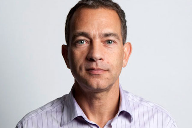 David Gosen: the European managing director for digital at Nielsen