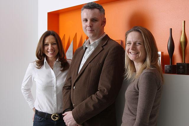 Kate Howe, Alistair Ross, Vicki Holgate