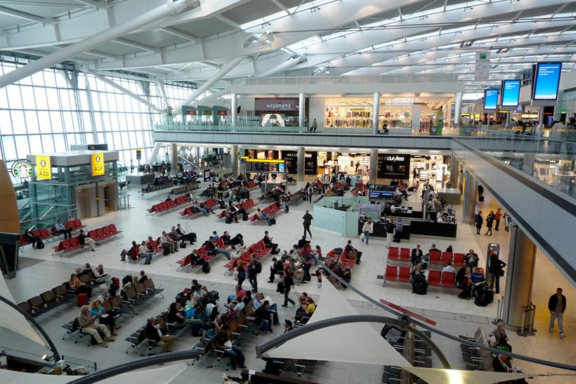 Gatwick: wants media agency with 'demonstrable experience' for five-year contract