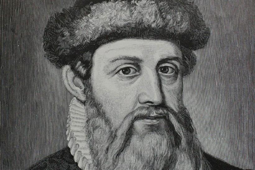 History of advertising: No 130: Johann Gutenberg's ...