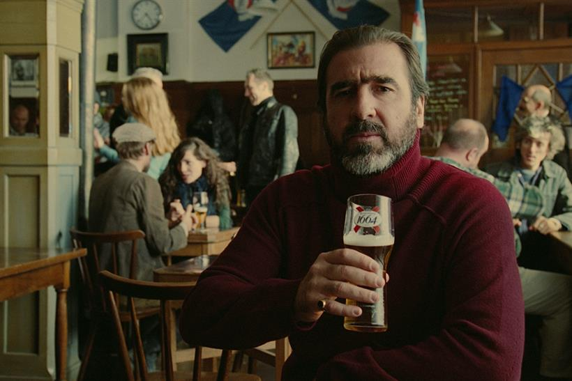 Kronenbourg: awards digital account to Adam & Eve/DDB