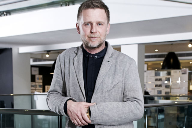 Jason Lawes: joins M&C Saatchi as creative director