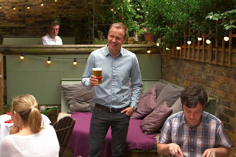 Tim Lovejoy: presenter of Channel 4's Sunday Brunch