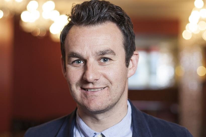 James Morris: promoted to global lead at MediaCom Beyond Advertising