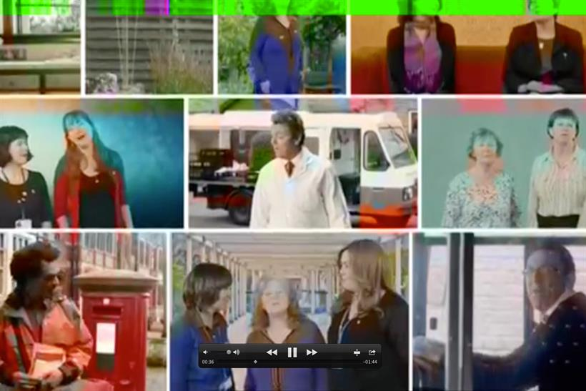 Public Health England: DLKW Lowe created a spot to raise awareness for dementia