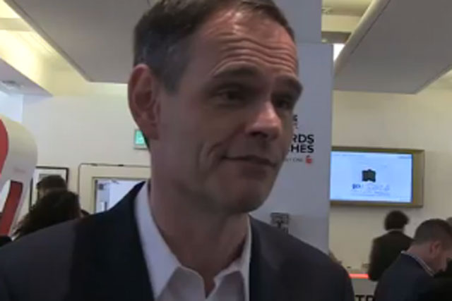 David Sear: chief executive of Weve