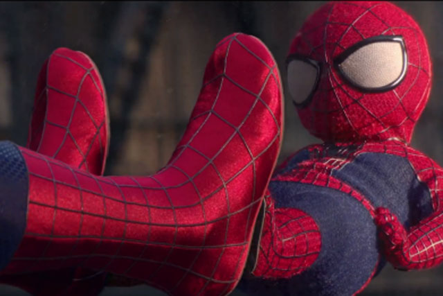 Spider-man: Evian commercial tops this week's Viral Chart