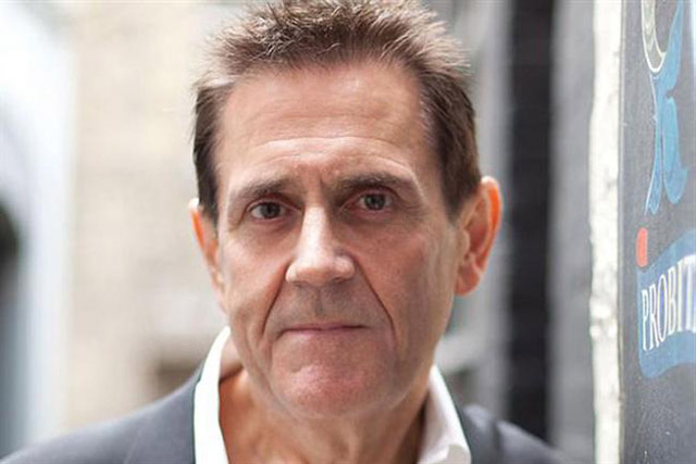 Dave Trott: to step down as chairman of The Gate in November