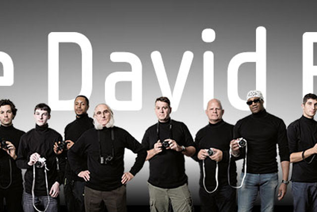 Samsung: 'we are David Bailey' by Cheil