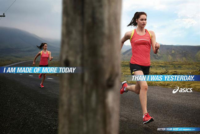 Asics: consolidates its global media account into Starcom MediaVest Group