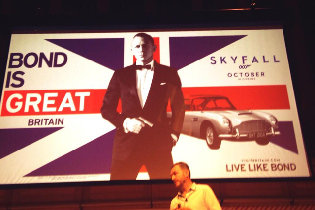 James Bond: the ultimate Brit?