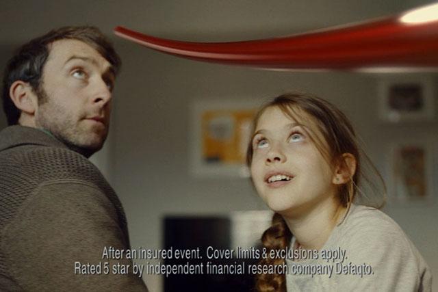 Direct Line: appoints Saatchi & Saatchi to its ad account