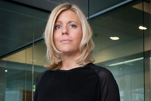 Camilla Harrisson: chief executive of M&C Saatchi