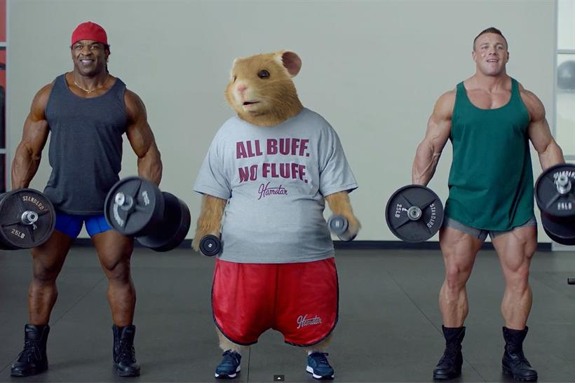 Kia: dancing hamsters make viral comeback
