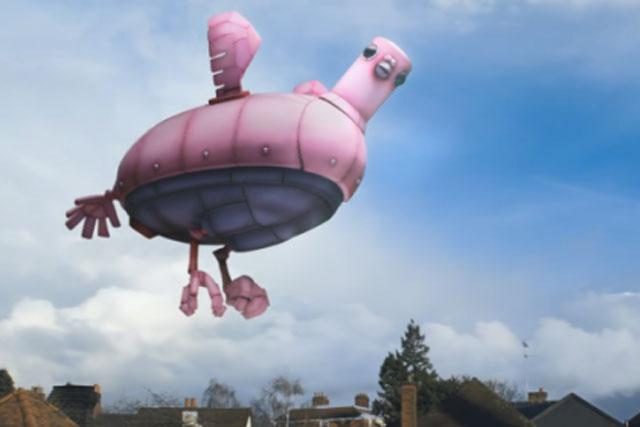 Paddy Power: ' lucky pigeon' by Crispin Porter & Bogusky